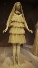 Lanvin Mini Wedding Dress worn by Sarah Jessica Parker (Medium)