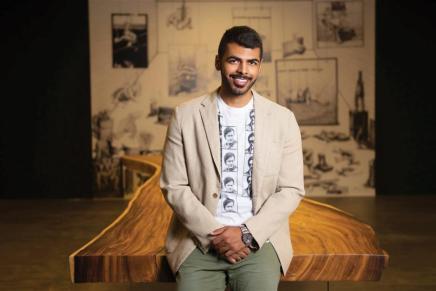 محمد النشمي: رجل منكلمات!