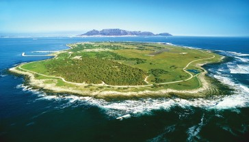 Robben Island and Cape Town, South Africa