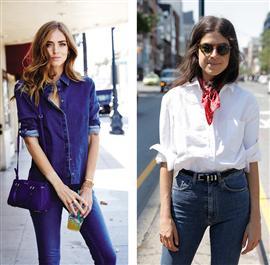 """معركة مدوّنات الموضة: """"مان ريبلر"""" مقابل""""ذا بلوندسالاد"""""""