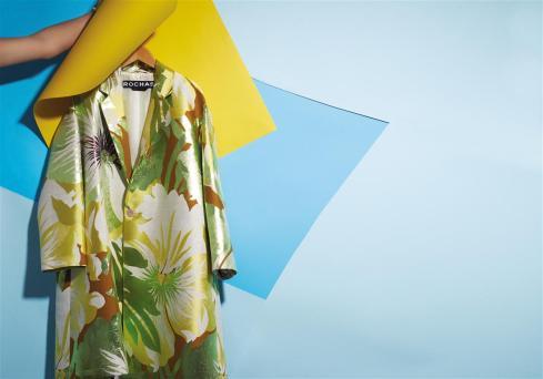 Coat: Rochas Al Ostoura Thuraya Mall, Al Ostoura Salhiya Mall