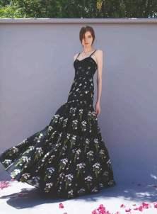 DRESS: Alexander McQueen- Thuraya Mall.