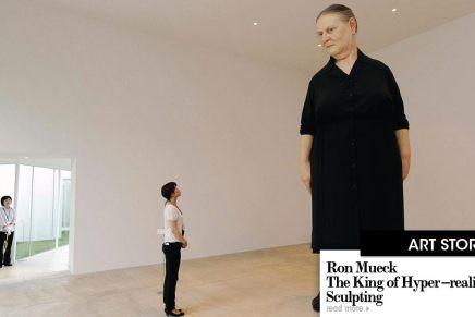 رون مويك: فنان يرصد خلَجاتالإنسان!