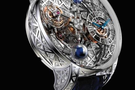 """دار """"جايكوب آند كو"""" تطلق ساعة AstronomiaMeteorite"""