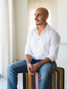 محمد المولى .. شعلة من الطموحوالنشاط!