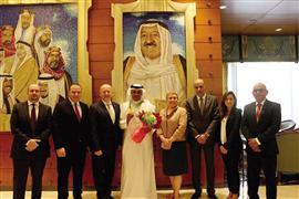 فندق ومنتجع جميرا شاطئ المسيلة يكرّم انجازات البطلين الكويتيين الحائزين على ميدالياتأولمبية