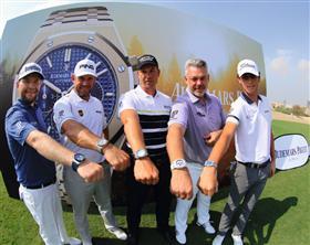 أوديمار بيغيه تعيد استضافة بطولة الجولف للمدعوين إلىدبي