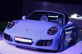 Special Event Celebrates Porsche's History of Customization