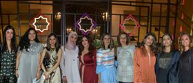 Al Ostoura launches an exhibition for Ramadan Caftans
