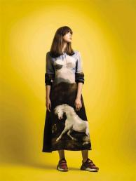 DRESS & SHOES: STELLA MCCARTNEY - Thuraya Mall
