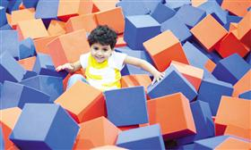 Trampo Extreme Launches New Fun-Filled Park at Discovery Mall