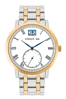 Cerruti 1881 unveils the latest Riomaggiore timepiece