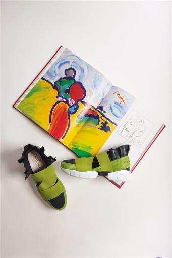 Shoes: Emilio Pucci, Al Ostoura Thuraya Mall & Al Ostoura The Avenues