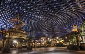 IMG Worlds of Adventure, the world's largest indoor themepark