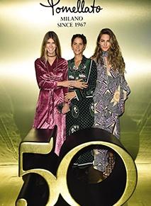 توّجت بوميلاتو عامها الخمسين باطلاق عالمي لأيكونيكا، هذه المجموعة التي تكرّم عمل الدار المتواصل في صياغةالذهب