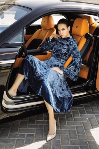 DRESS: ERDEM - Al Ostoura Thuraya Mall