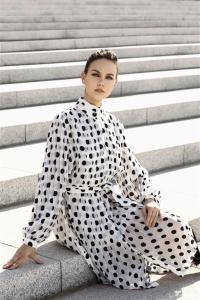 DRESS: ZIMMERMAN - Al Ostoura Mezannine Thuraya Mall