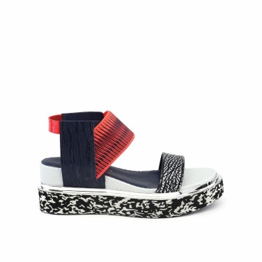 rico-sandal-black-and-white-mix+neon-red+navy-out (Custom)