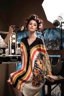 DRESS Etro Thuraya Mall BAG Chloe Thuraya Mall