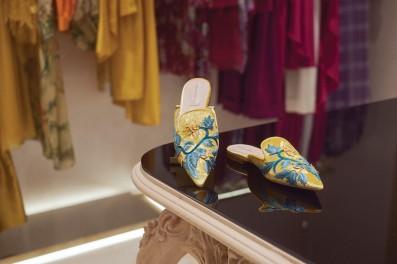 MULES Alberta Ferretti Thuraya Mall