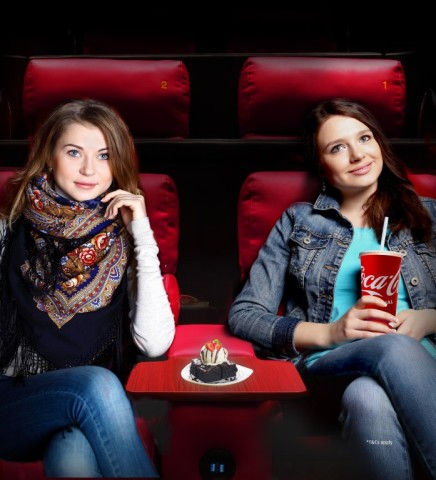 نوفو سينماز تطلق أمسية السيدات للراغبات بأجواء متميزة وخاصة أثناء مشاهدةالأفلام